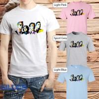 Kaos baju t-shirt musik band arctic monkey 04