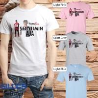 Kaos baju t-shirt musik younglex 03