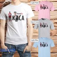 Kaos baju t-shirt musik younglex 05