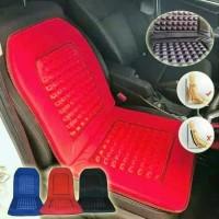 Sandaran Jok Mobil Daihatsu Ayla Universal Merah