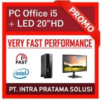 PC Rakitan Core i5 Lengkap (Siap Pakai, untuk Office / Admin) - 20