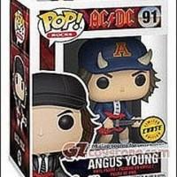 Funko POP! Rocks - AC/DC - Angus Young (Chase) Vinyl Figure