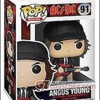 Funko POP! Rocks - AC/DC - Angus Young Vinyl Figure
