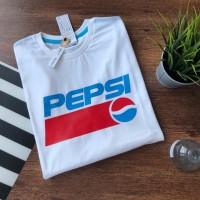 Kaos Pepsi/Pepsi Tshirts/Size dewasa