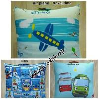 Balmut Mini Air Plane Travel Time Stitch Tayo Blue Bus