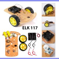 Smart Robot Car Chasis 2WD Arduino DIY Kit Set Raspberry Autonomous