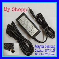 Adaptor Charger Laptop Samsung NP355 NP355V4X R429 R439 19V 3.16A