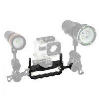 Top Brand Archon Z10 161mm Flashlight Arm Bracket for Diving