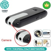 SPYCAM USB FLASHDISK SPY CAM USB SPY CAMERA USB KAMERA PENGINTAI MURAH