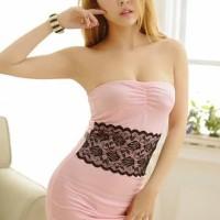 Promo S-Xxl Mini Dress Lingerie Clubwear Clubbing Baju   Kado Nikah