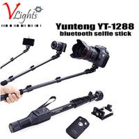 Tongsis Yunteng Bluetooth YT 1288 Panjang 125 Cm + Holder U
