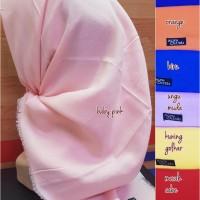 Jilbab Segi Empat Katun Rawis Saudia ANSANIA