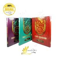 Al Quran ASH-SHAHIB Terjemah dan Waqaf Ibtida A4