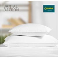 Quantum 2 Pcs Bantal Tidur Isi Dakron (100K / Pcs, Min Purchase 2 Pcs)