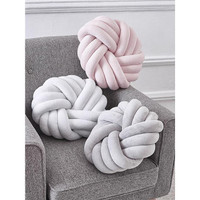 Bantal Lilit Shabby - Bantal Circle Knot Pillow Diameter 35CM
