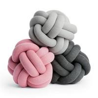 Bantal Lilit Shabby - Bantal Peluk Knot Pillow Colorful