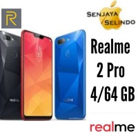 Realme 2 Pro 4GB/64GB Garansi Resmi Oppo