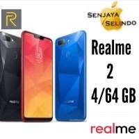 Oppo Realme 2 4Gb/64Gb Garansi Resmi