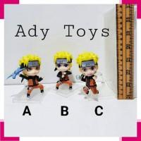 Naruto Nendroid Cibbi Cibby Movie Anime Cartoon Action Figure Figur