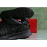 Ukuran Jumbo 43 44 45 46 Sepatu Sekolah Nike Airmax Hitam Polos