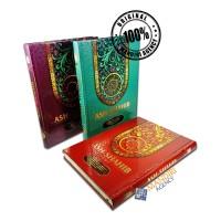 Al-Quran ASH-SHAHIB Terjemah dan Waqaf Ibtida A4
