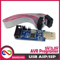 [CNC] USB ISP ASP PROGRAMMER FOR ATMEL AVR