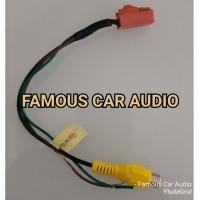 Kabel Kamera Input buat Headunit AVT DAV 6767 Android