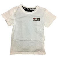 Baju Anak Setelan Muyouguo Fila White 06140011