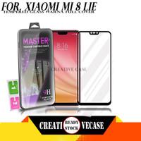 Tempered Glass Xiaomi Mi 8 Lite Anti Gores Kaca Full Protection
