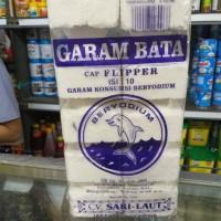 flipper garam bata 2kg beryodium halal dan bppom