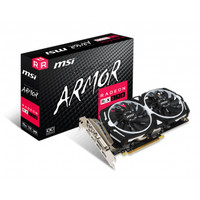 MSI Radeon RX 570 8GB DDR5 - Armor 8G OC Dual Fan Garansi Resmi