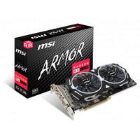 MSI Radeon RX 580 8GB DDR5 - Armor 8G OC Dual Fan Garansi Resmi