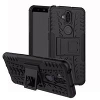 Hard Soft Case Asus Zenfone 5Q 5 Lite Casing HP Armor Stand Silikon