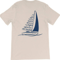 Kaos-tshirt HILLSONG UNITED OCEAN white/t-shirt tee