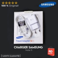 Charger Samsung NOTE 4 NOTE 5 S6 Fast Charging Original New 100%