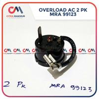 Overload Klixon AC 2 Pk bulat Air Conditioner kompresor MRA99123
