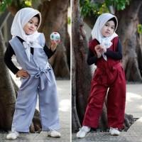 SET GESHYA KIDS JUMPSUIT ANAK BAJU MUSLIM ANAK 2 WARNA