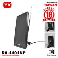 Antena TV LED Digital Indoor PX DA-1401NP / Antena Dalam STB DVB-T2