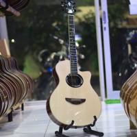 Gitar akustik yamaha apx 500 ii custom / kw / palsu