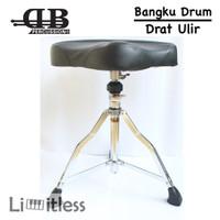 Bangku Kursi Drum DB Percussion Model Vespa Bicycle