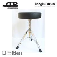 Bangku Drum DB Percussion Kursi Drum Bulet