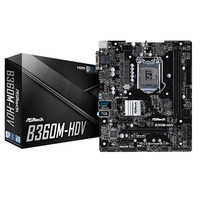Motherboard ASRock B360M-HDV Intel 1151