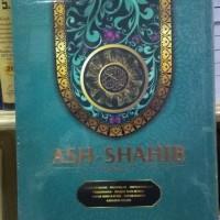 Al-Quran Terjemah Ash-Shahib Rasm Utsmani A4