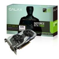 TERLARIS !! GALAX nVidia Geforce GTX 1060 OC OVERCLOCK 6GB DDR5 -