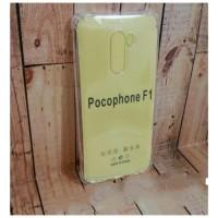 Anti Crack XIAOMI POCOPHONE F1 Soft Case Back Casing Cover