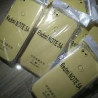 Anti Crack XIAOMI REDMI NOTE 5A PRIME Soft Case Back Casing Cover