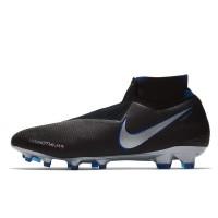 Sepatu Bola Nike Phantom Vision Elite DF FG Black Original AO3262-004