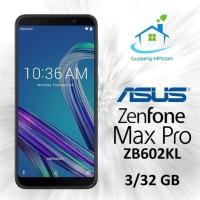 Asus Zenfone Max Pro M1 3/32 ZB602KL Garansi Resmi 1 Tahun - Hitam