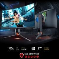 Asus ROG SWIFT PG27VQ 27 WQHD TN 165Hz 1ms G-Sync RGB Gaming Monitor