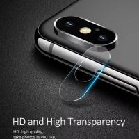 Iphone X Xs Max - Tempered Glass Camera Lens Belakang